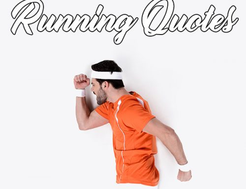 Amazing Motivational Running Quotes