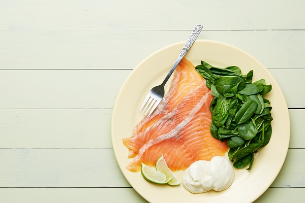 Intro To Keto: Kickstart Keto Smoked Salmon via wannaliv.com