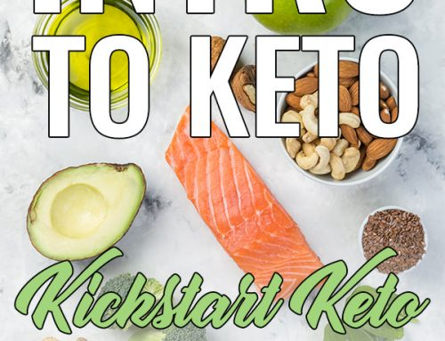 Intro To Keto: Free 3 Day Keto Kickstart Meal Plan