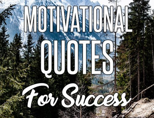 Motivational Quotes For Success & Life
