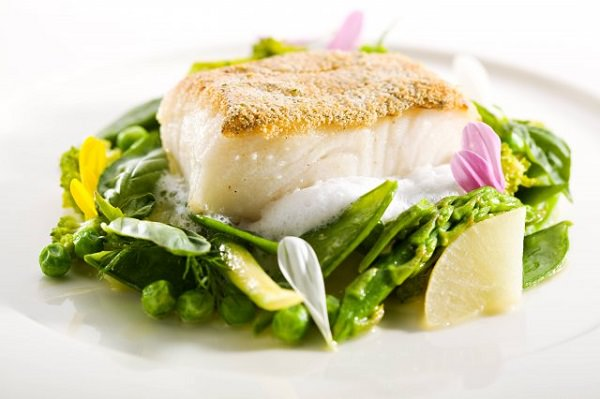 High Protein Foods: Halibut