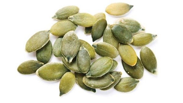 High Protein Foods: Pumpkin Seeds