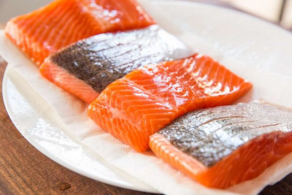 High Protein Foods: Salmon