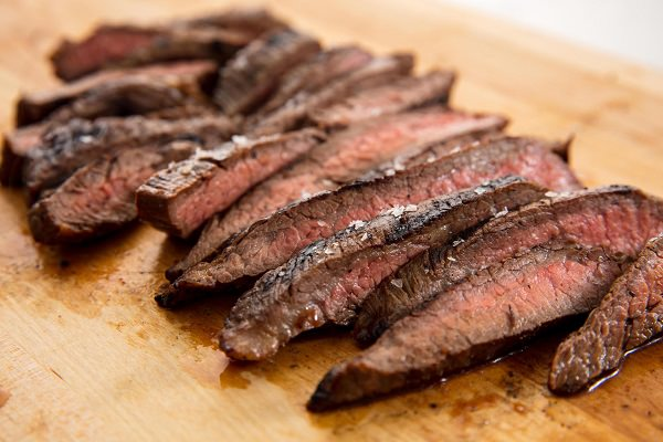 High Protein Foods: Steak