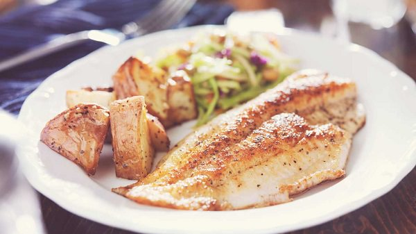 High Protein Foods: Tilapia