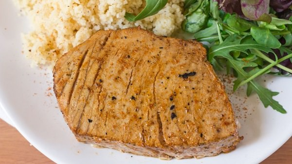 High Protein Foods: Tuna