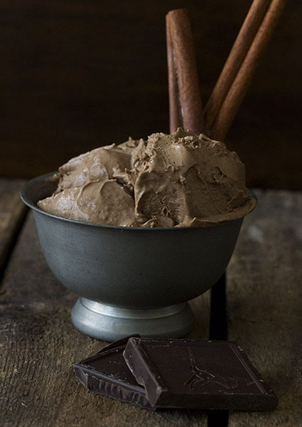 Chocolate Avocado Ice Cream Recipe