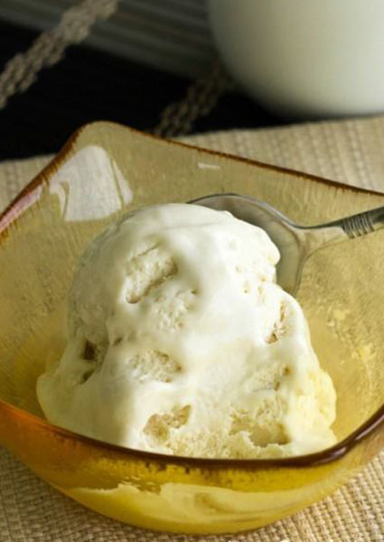 Easy Green Tea Ice Cream Recipe