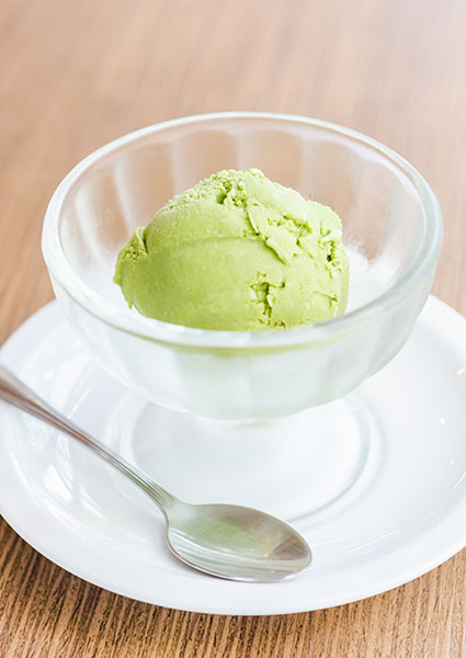 Green Tea Protein Ice Cream Recipe